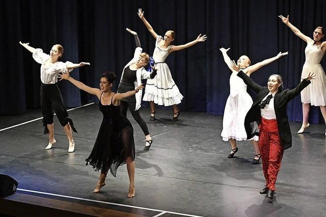 Tanztheater-Stück