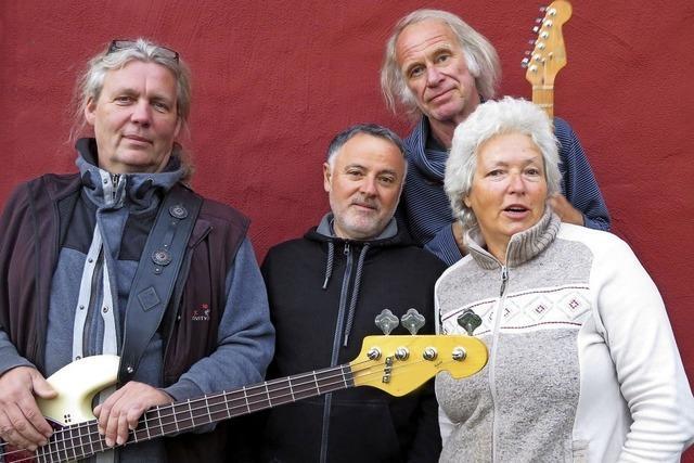 Blue Station gibt Konzert in Herrischried