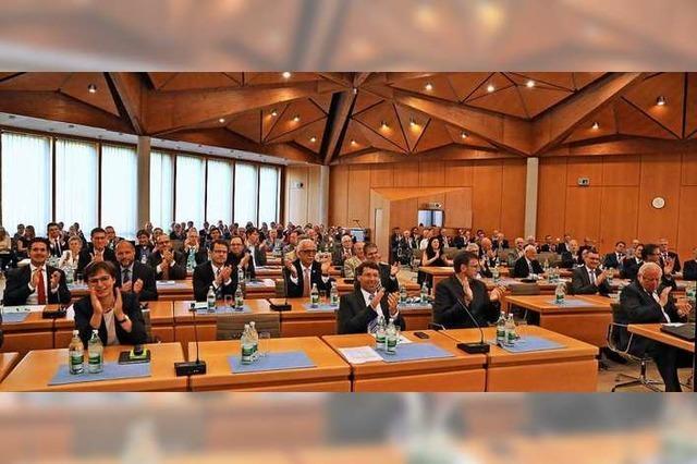 Der Ortenauer Kreistag ist ein Parlament der Bürgermeister