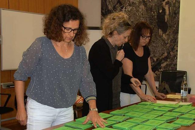 Der Gemeinderat Weil am Rhein wird weiblicher, grüner, älter