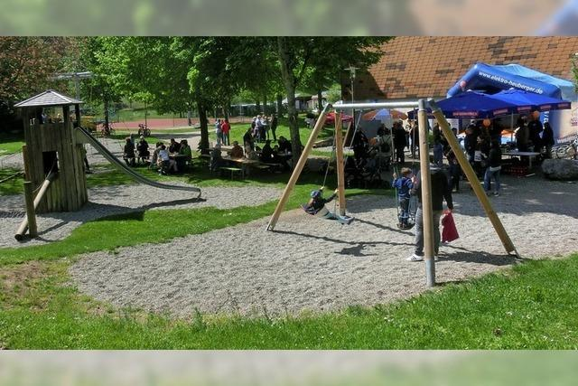 25 Jahre Spielplatz Mitte