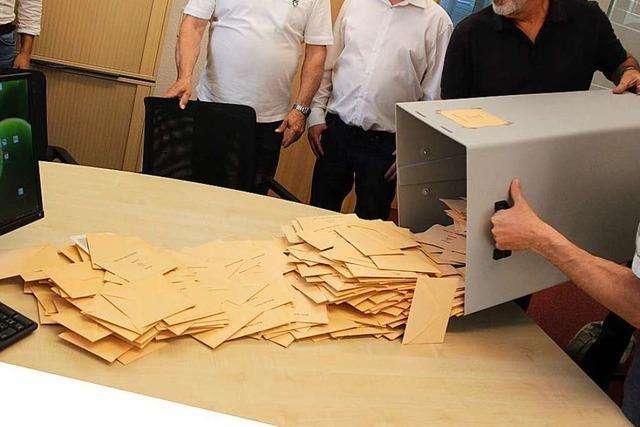 Wahlerfolge für junge Kandidaten bei der Kommunalwahl in Bötzingen