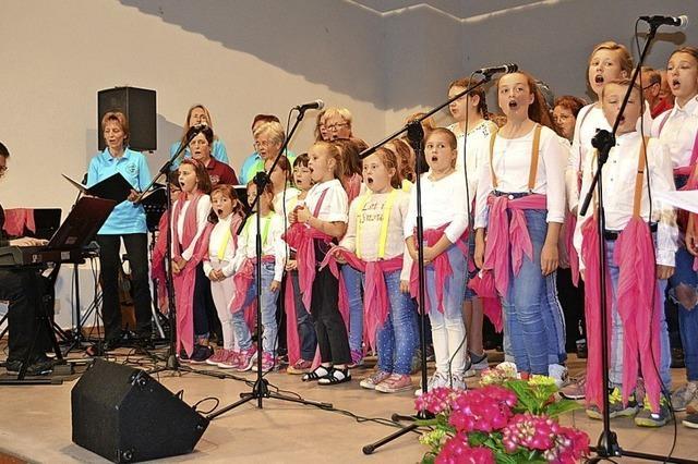 Neuer Belchenlandchor feiert Premiere