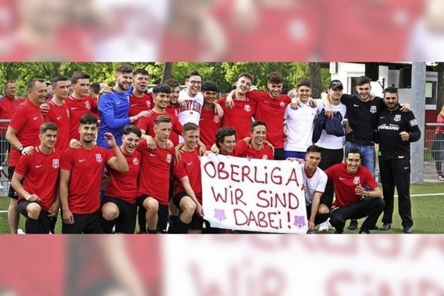 A-Junioren des Freiburger FC schaffen Aufstieg
