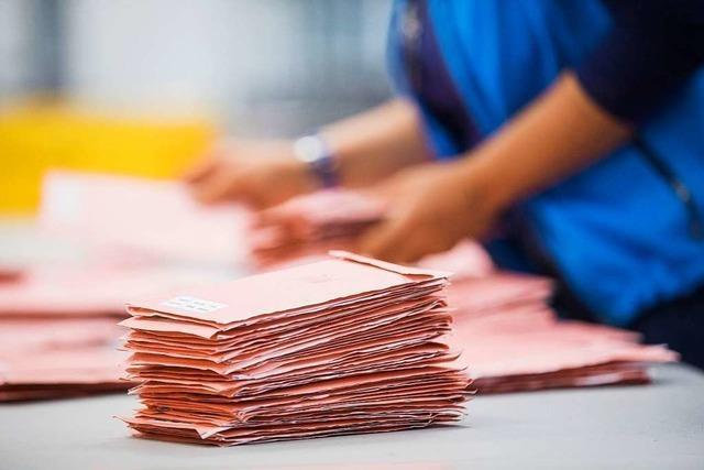 Bei der Gemeinderatswahl in Kandern gibt es keine Verlierer