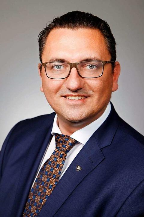 Dubravko Mandic ist einer von zwei AfD-Stadträten.  | Foto: privat