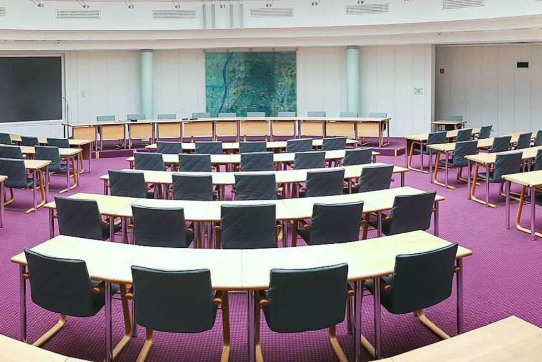 Die Sitze im Kreistag sind begehrt.  | Foto: Sebastian Wolfrum