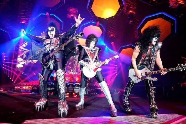 Noch einmal Brot und Spiele: Die zweite Abschiedstournee von Kiss