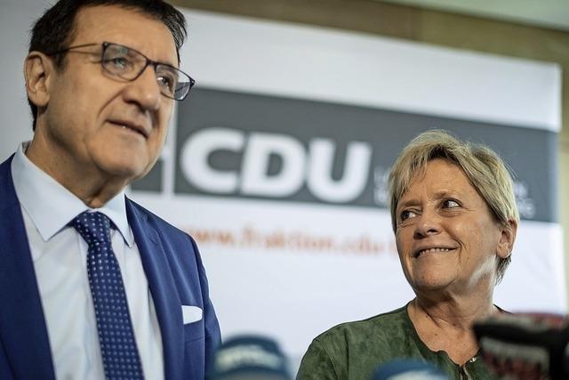 Aufbruchstimmung in der CDU