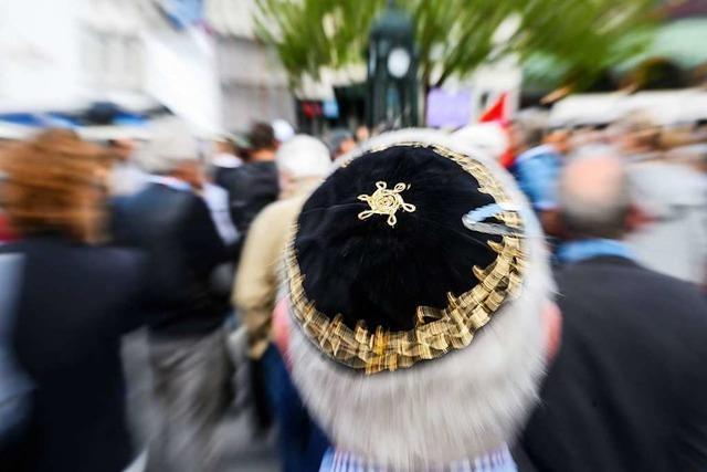 Die Kippa zu verstecken hilft nicht gegen Antisemitismus