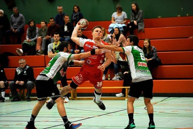 Im Handball fehlen Schiedsrichter