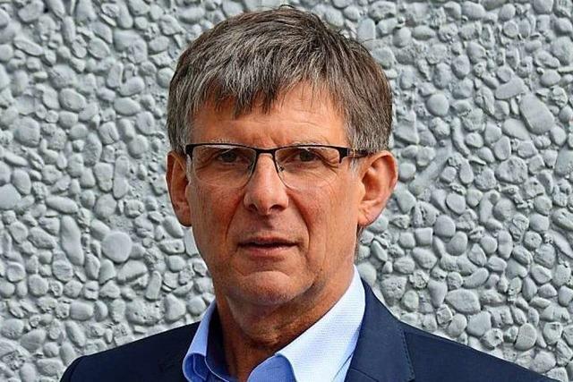 Werner Göhrig will Ortsvorsteher von Wittelbach werden