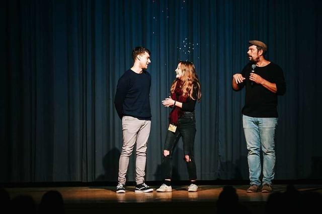 Zweiter Poetry Slam im Kursaal bringt namhafte Künstler
