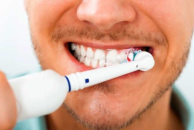 Ist elektrisches Zähneputzen wirklich besser?