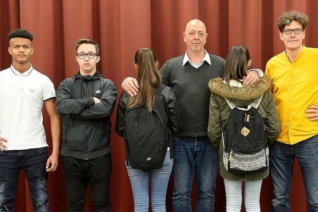 Beim Kulturagenten-Projekt arbeiten Freiburger Schüler eng mit Künstlern zusammen
