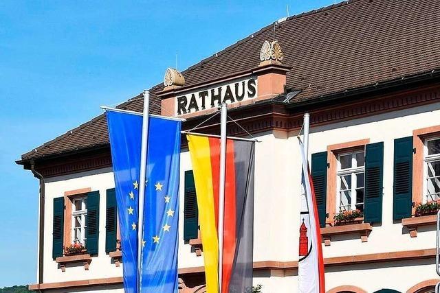 Im Bollschweiler Gemeinderat haben beide Listen jetzt jeweils sechs Sitze