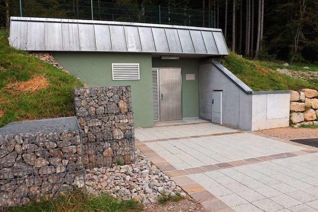 Quellen auf dem Hotzenwald führen wieder mehr Wasser