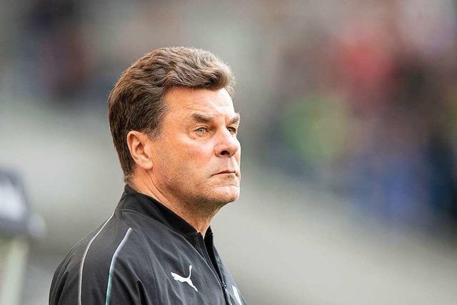 Dieter Hecking übernimmt Trainer-Posten beim HSV