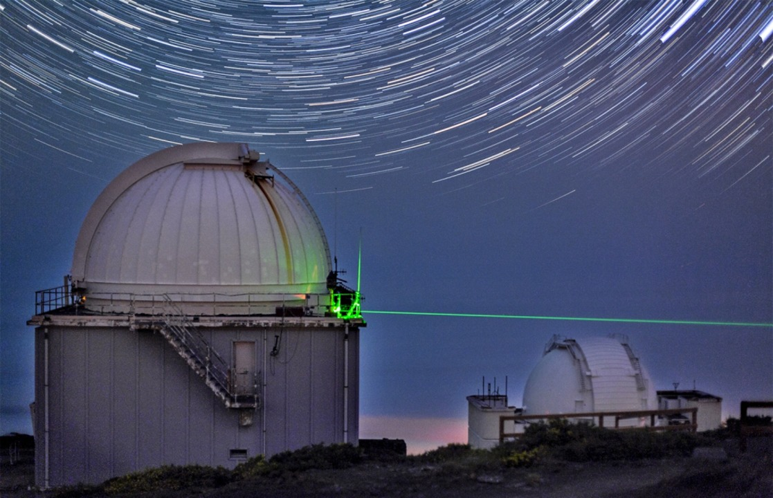 Keine Zauberei, sondern Quantenphysik:...ang 2012 ein Teleportationsexperiment.  | Foto: IQOQI/Vienna