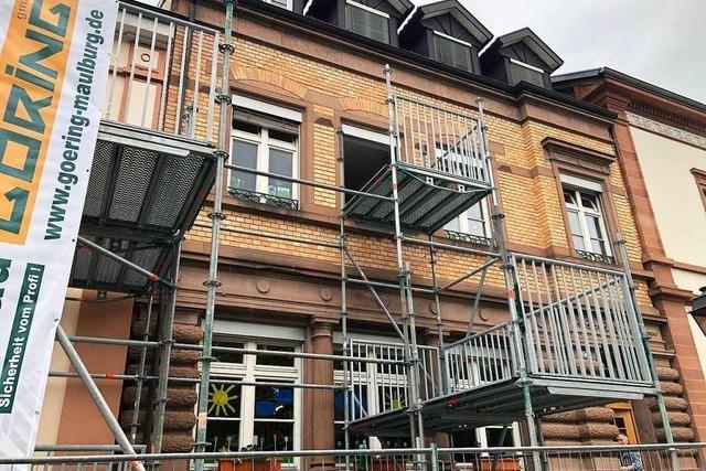 Die sofortige Schließung der Marktplatz-Kita in Schopfheim ist vom Tisch
