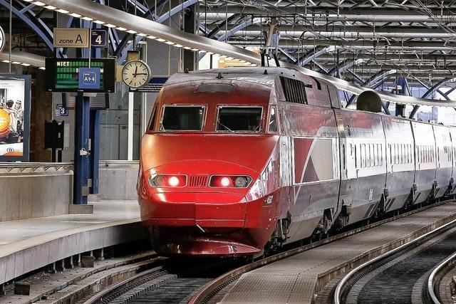 So bucht man Bahnfahrten in Europa