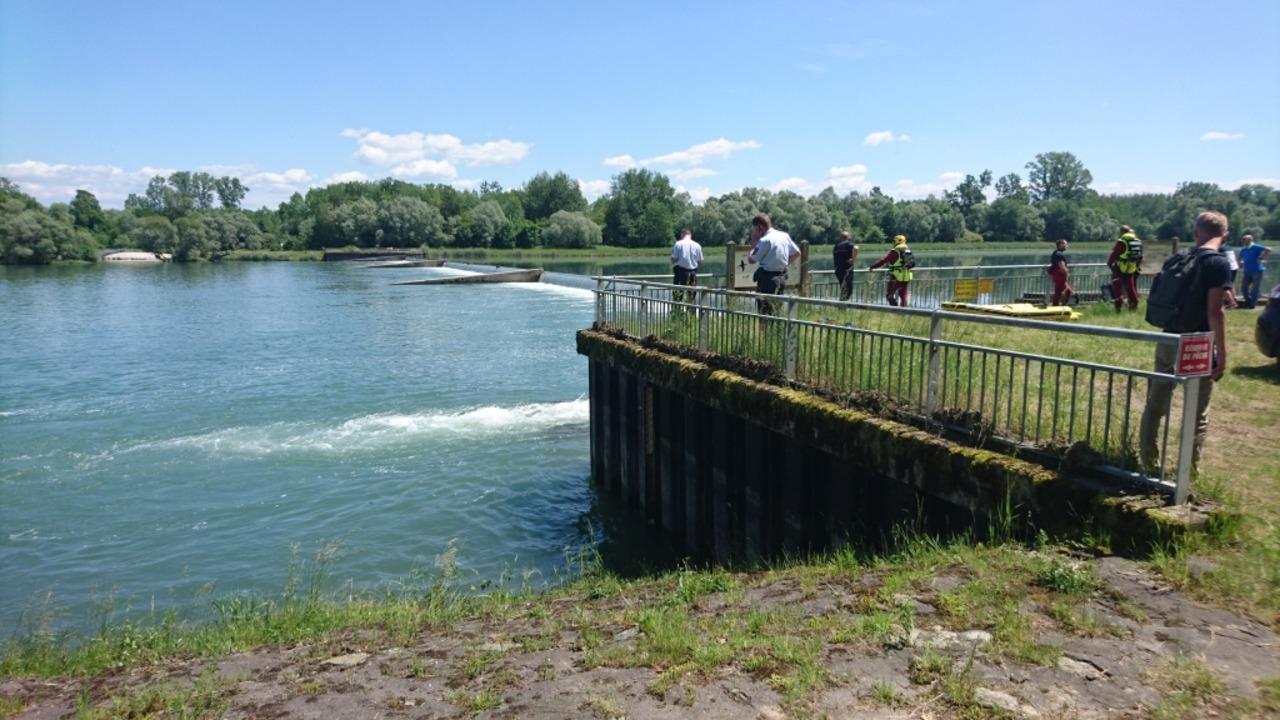 Gerstheim: Drei Tote bei Bootsunglück auf dem Rhein