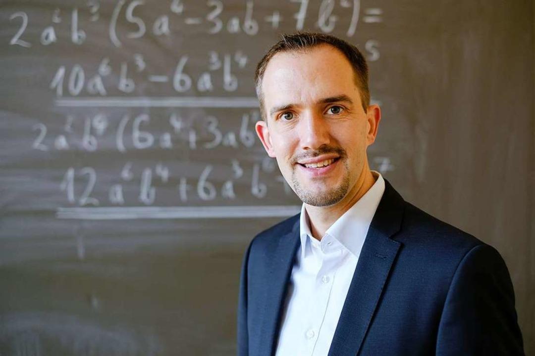 Patrick Bronner ist Lehrer am Friedrich-Gymnasium.  | Foto: Richard Kiefer