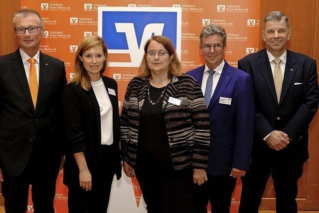 Die Volksbank Rhein-Wehra wird immer digitaler