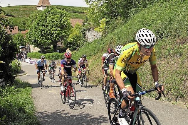 Wettkampf rund um den Castellberg