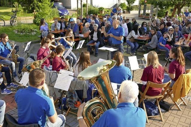 Musikverein swingt