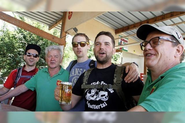 Sängerfest in Sulz