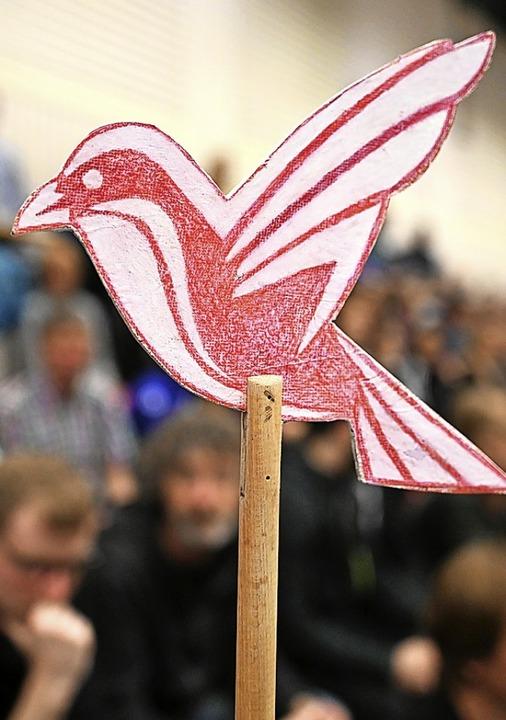 Die Freiburger Red Sparrows flattern i...mplar zum Saisonschluss in Liga drei.   | Foto: Patrick Seeger