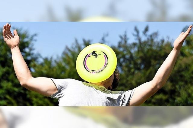DM im Freestyle Frisbee