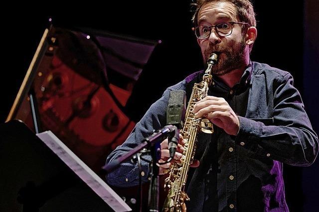Neuer Tango und Pariser Jazz im Doppelpack