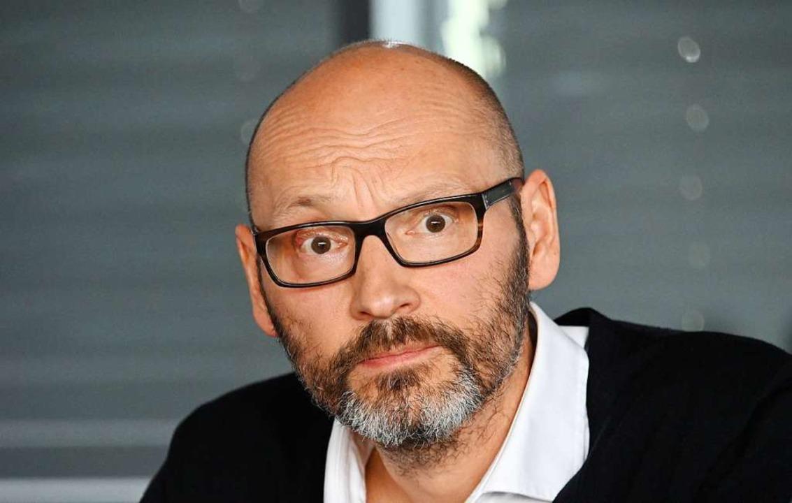 Spiegel-Chefredakteur Steffen Klusmann.    Foto: Marcus Brandt (dpa)