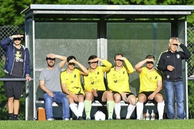 SC Offenburg nutzt Matchball nicht
