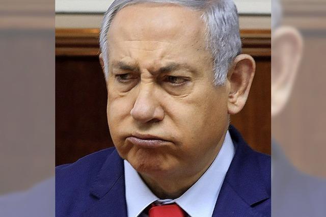 Netanjahu muss erneut um sein Amt kämpfen