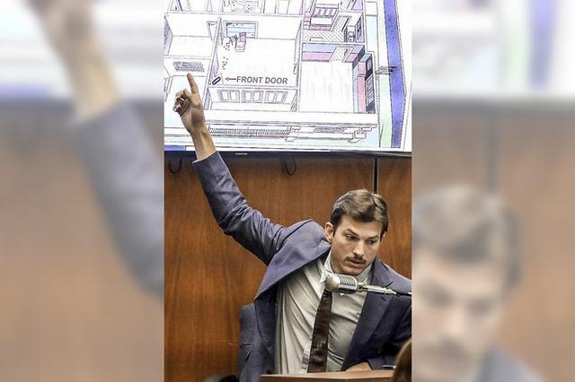Ashton Kutcher im Zeugenstand