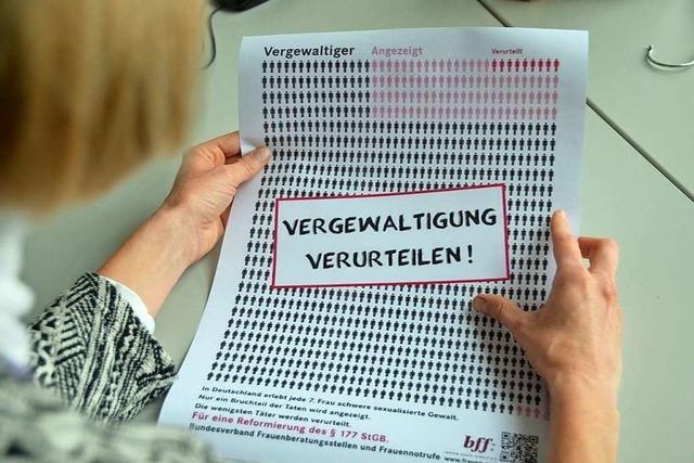 Die Frauenberatungsstelle Lörrach fordert eine Aufstockung