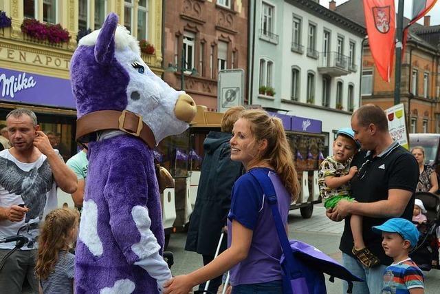 Am Samstag wird in Lörrach das Milka-Fest gefeiert
