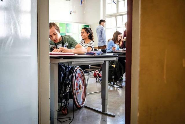 Regelschulen brauchen mehr Hilfe bei der Inklusion