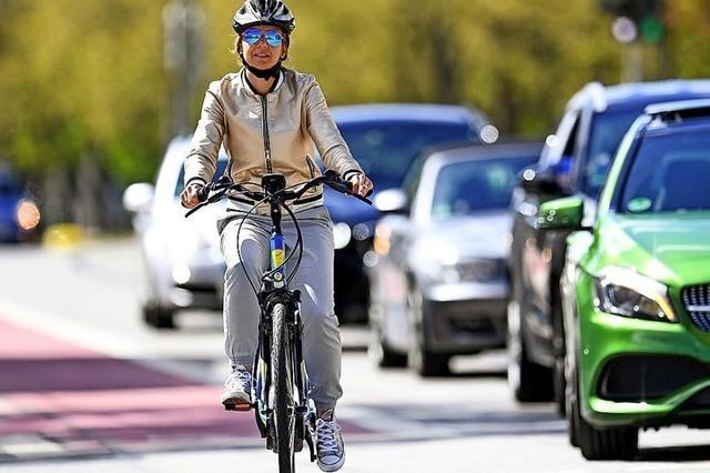 Auf Distanz zum Zweirad