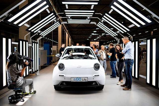 Bund verlängert Kaufprämie für E-Autos bis Ende 2020
