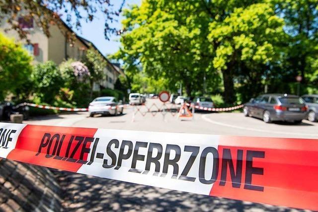 Geiselnahme in Zürich - drei Tote nach mehreren Schüssen