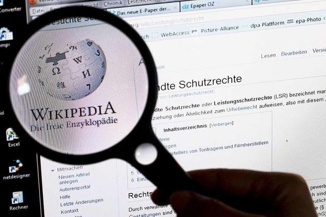 Wikipedia leidet unter Rechthaberei und Fundamentalismus