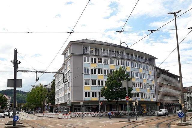 Das Studierendenwerk Freiburg berät nun in der Basler Straße 2