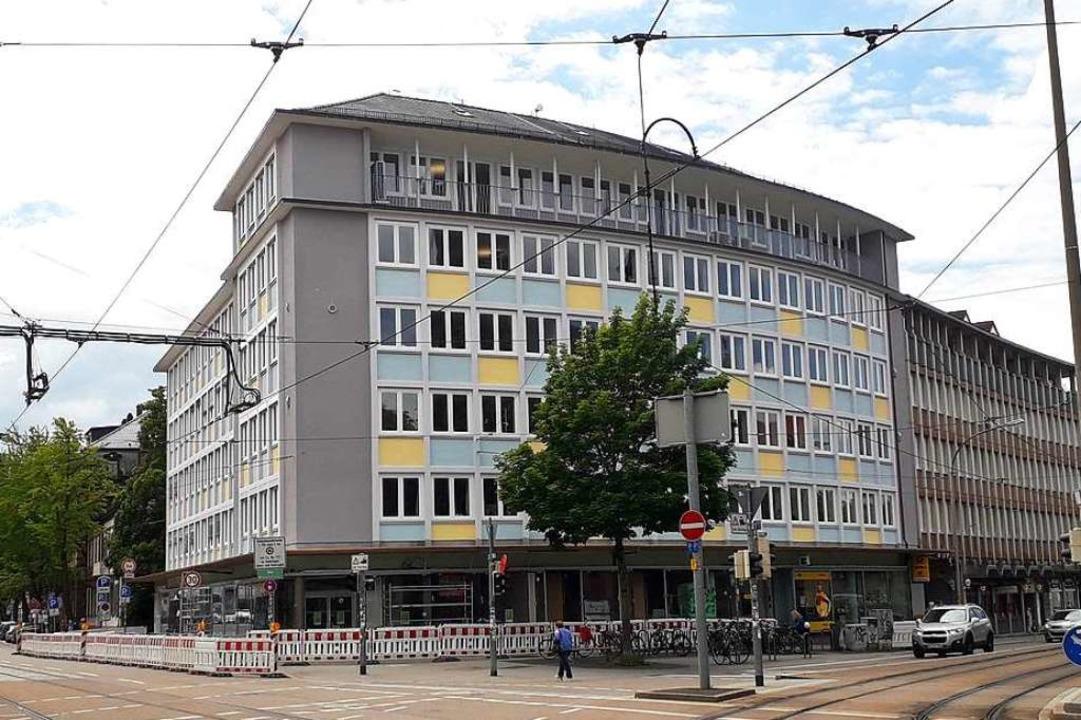 Das Studierendenwerk Freiburg befindet sich jetzt in der Basler Straße 2.    Foto: Fabian Vögtle