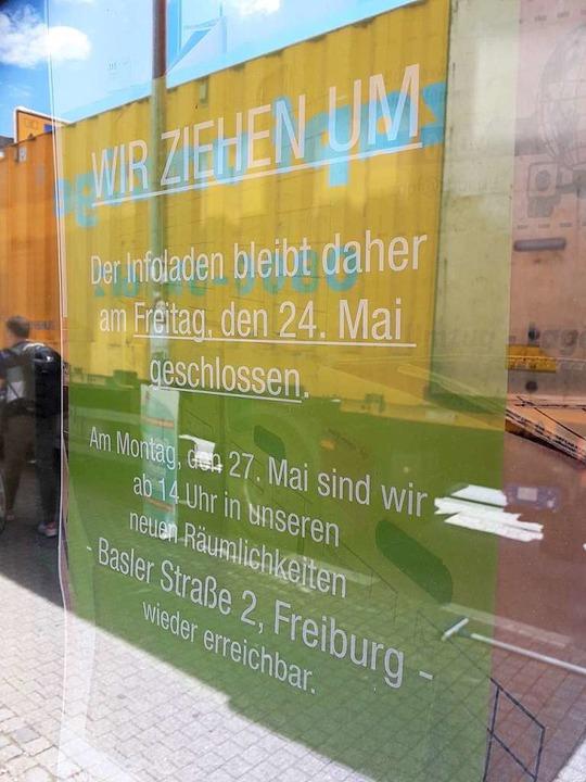 Bisher war das SWFR an der Schreiberstraße.    Foto: Fabian Vögtle