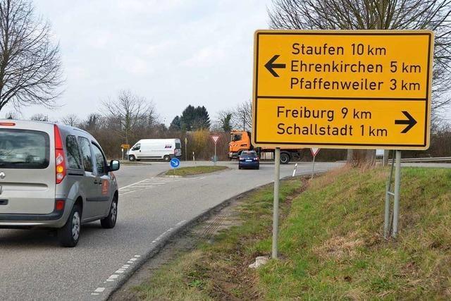 Gericht weist Pfaffenweilers Klage gegen Ebringer Turbokreisel ab