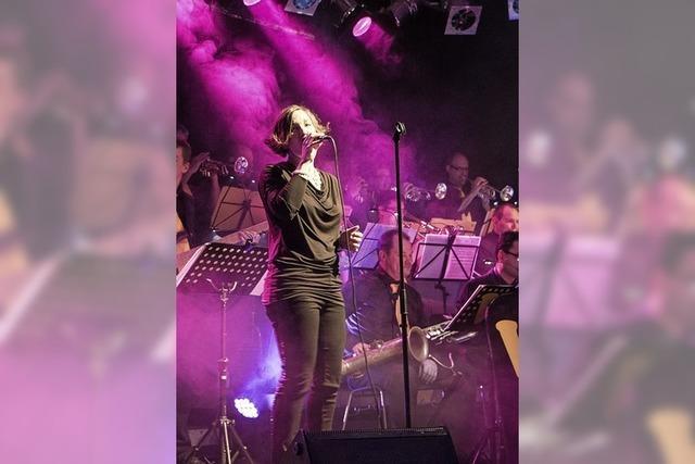 Big Band W spielt Jazz-Standards der Swingarea